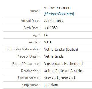 Marinus_Roetman immigration2