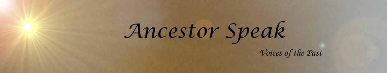 AncestorSpeak.com