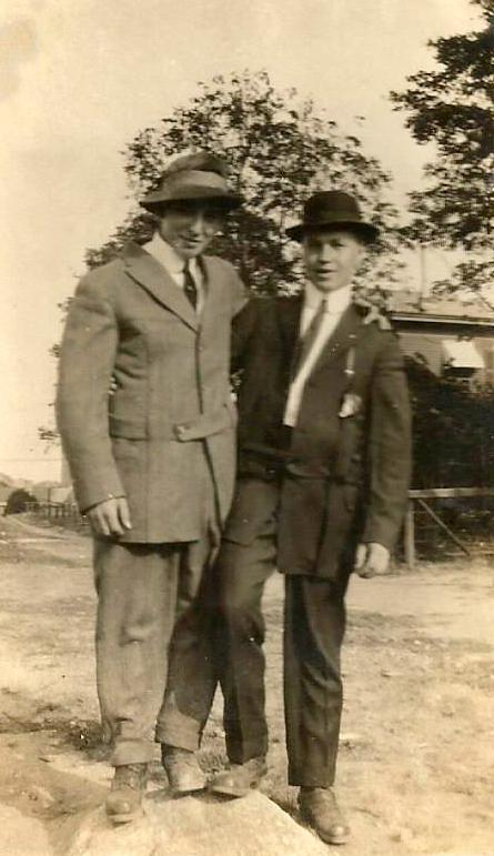 john and herman roetman