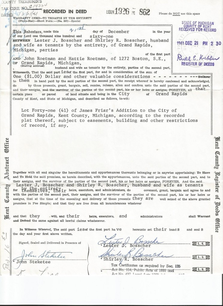 roetman contract