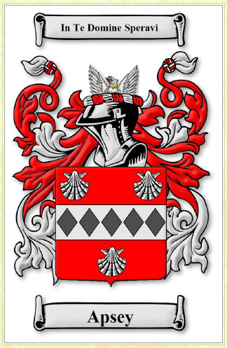 apsey_coat of arms