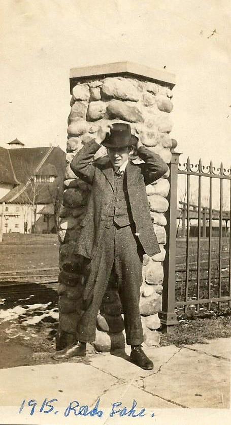 john roetman reeds lake 1915