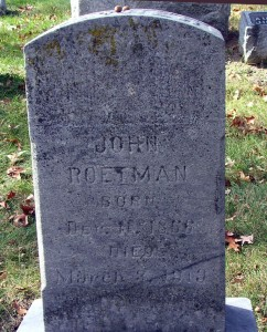 john roetman stone