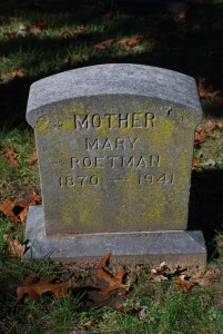 mary roetman stone