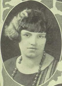Julia Miller 1924