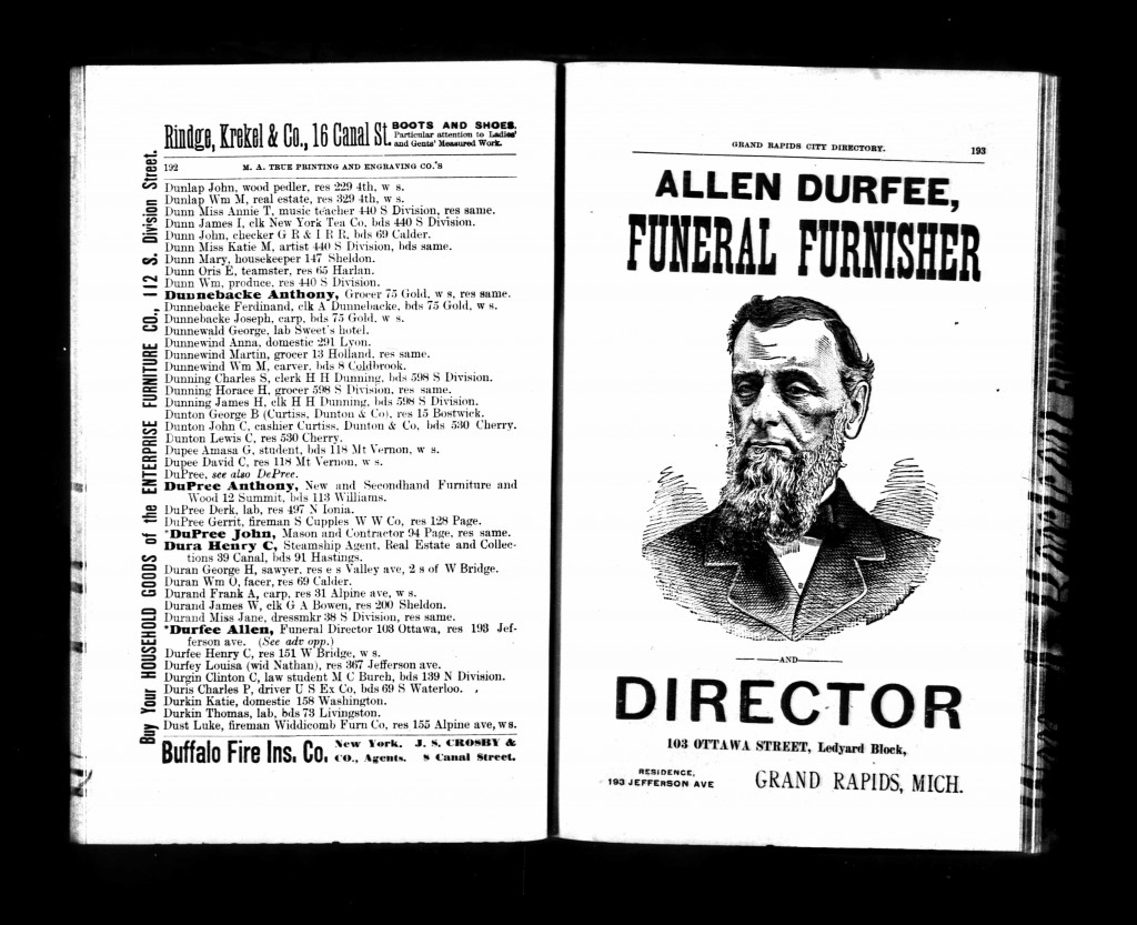 dupree 1885