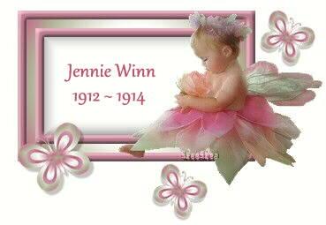 Jennie Winn 1912-1914