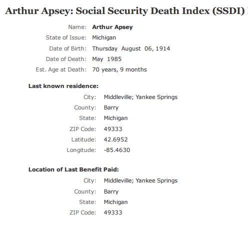 Arthur Apsey J_ss