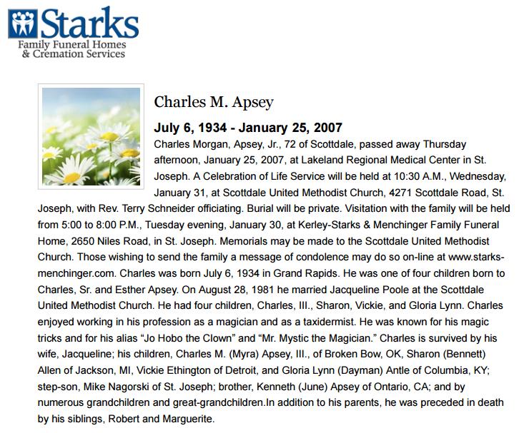 Charles M Apsey jr_obit