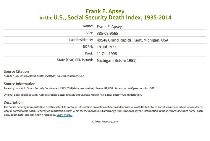 Frank E Apsey_ss