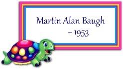 Martin Alan Baugh 1953