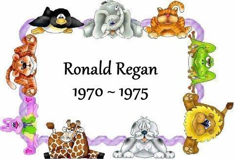 Ronald Regan 1970-1975