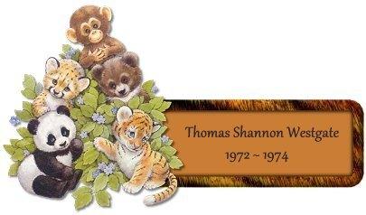 Thomas Shannon Westgate 1972-1974