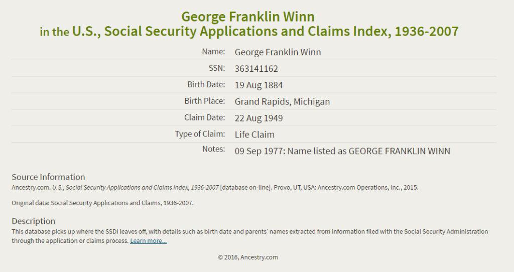 george winn_ss life claim