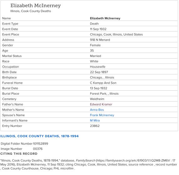 elizabeth-mcinerney_death