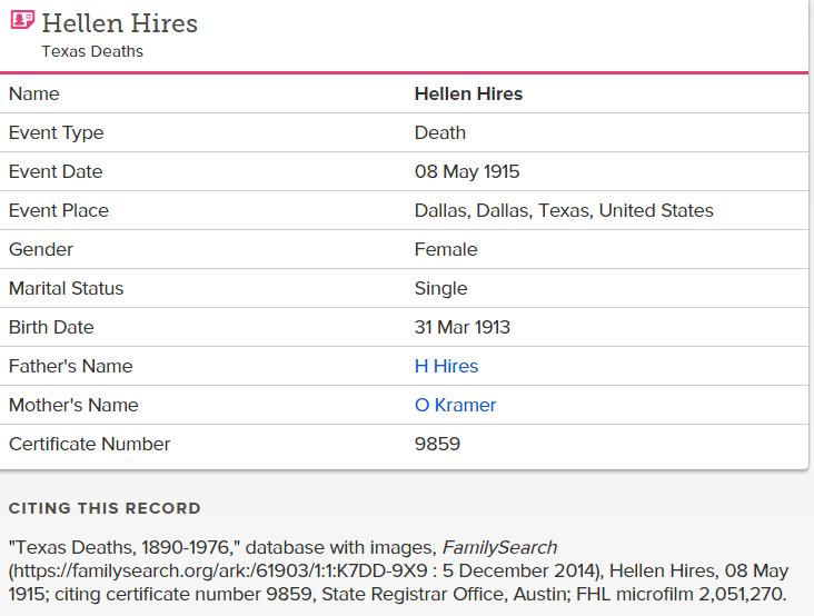 hellen-hires_death