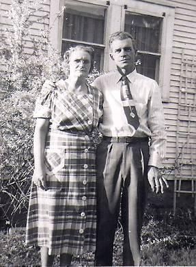 Jeannette and Harry Devitt