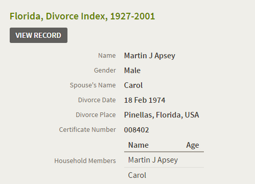 Martin Apsey_divorce