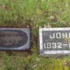 Roger Schiedel John Apsey stones