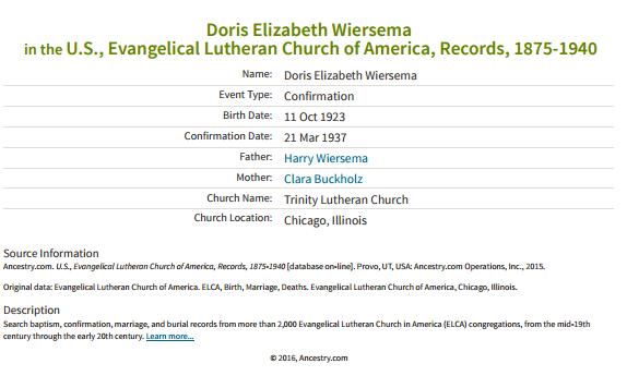 doris-elizabeth-wiersema_confirmation