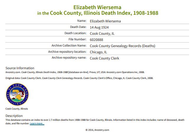elizabeth-wiersema_death