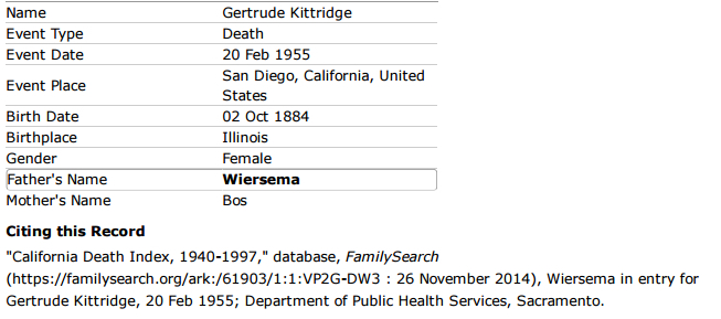 gertrude-wiersema-kittridge_death