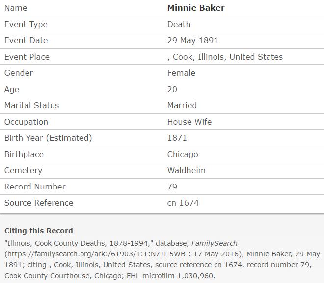 minnie-baker_death