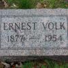 Ernest Volk stone