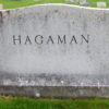 Hagaman monument back2