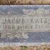 Katz – Jacob stone