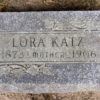 Katz – Lora stone