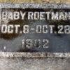Baby Roetman 3