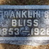 Franklin C Bliss 2