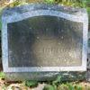 Frederick O Hagaman stone