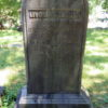 Livonia Sherman Hagaman stone